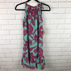 Tommy Bahama Women's Floral Sun Dress Size Small